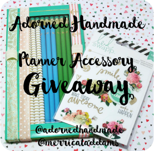 Etsy Planner Giveaway Overlay