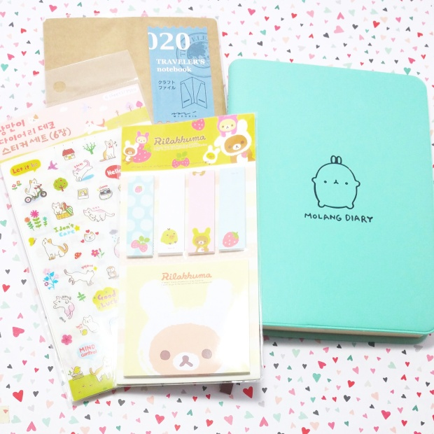 Kawaii Planner Accessories