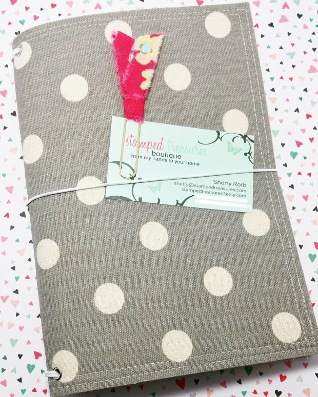 Polka Dot Fauxdori by Stamped Treasures