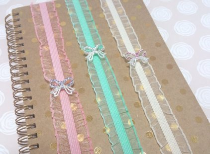 Planner Bands Bows