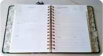 Rifle Paper Co. 2016 Planner