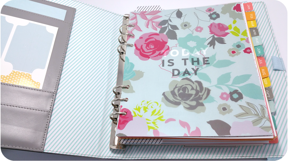 Studio calico february kits hello forever planner for What is a planner dashboard